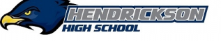 Hendrickson High School logo