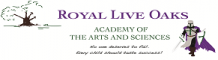Royal Live Oaks Academy logo