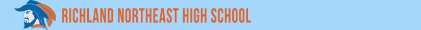 Richland Northeast High School logo