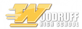 Woodruff High School logo