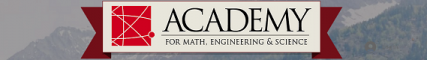 Academy for Math, Engineering & Science logo