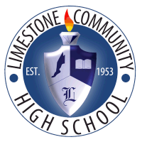 Limestone Community High School logo