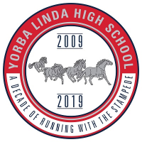 Yorba Linda High School logo