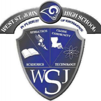 West St. John High School logo