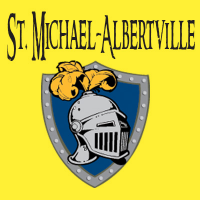 St. Michael-Albertville High School logo