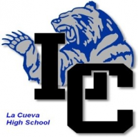 La Cueva High School logo