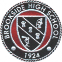 Brookside High School logo