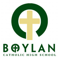 Boylan Central Catholic High School logo