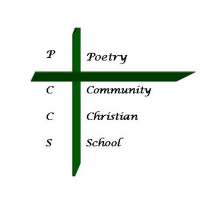 Poetry Community Christian logo