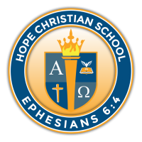 Hope Christian School logo