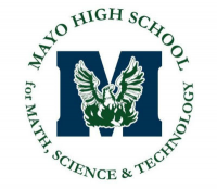 Mayo High School for Math, Science & Technology logo