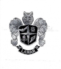 Lamar High School logo