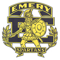 Emery County High logo