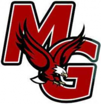 Mills E Godwin High School logo