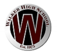 E.B. Walker High School logo