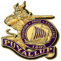 Puyallup High School logo