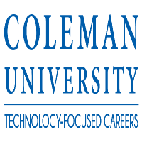 Coleman University (Credentials managed by Parchment) logo