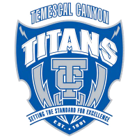 Temescal Canyon High logo