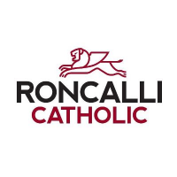 Roncalli Catholic High School logo