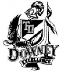 Thomas Downey High school logo