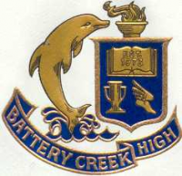 Battery Creek High School logo