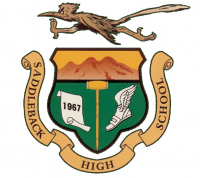 Saddleback High logo