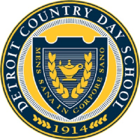 Detroit Country Day Upper School logo