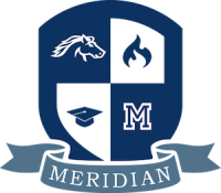 Meridian Early College High School logo