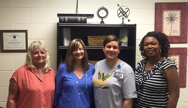 Spring Valley High School Counselors