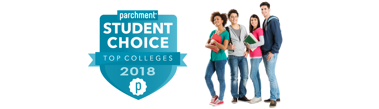 Parchment Student Choice College Rankings]