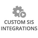 Custom SIS Integrations