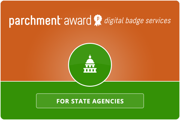 Digital Badge Certification Service for State Agencies